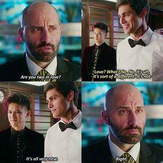"""#Shadowhunters 1x12 """"Malec"""""""