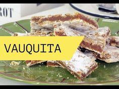 VAUQUITA En dos pasos y con sólo dos ingredientes podés hacer en tu casa esta deliciosa golosina. Ingredientes (rinde para 20 unidades) Dulce de leche repost...
