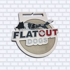 @ultimatepromotions posted to Instagram: @flatoutdogs has the right idea on creating their #custommade medals. This beautiful #sandblasted #medal shows off with such elegance. One of our #favourite medals. Three different #electroplated options have a new look each time. #custommedals #sportsmedals #customracemedals #customawards #medaladdict #pingame #pinstagram #enamelpin #enamelpins #lapelpins #pincommunity #flair #patchgame #pinoftheday #pinstagram #enamelpindesigner #etsystoreowner #et