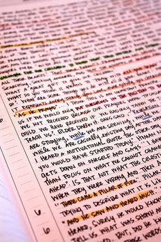 Scripture study tips