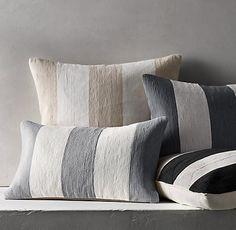 Luxury Bed Linens For Less Leg Pillow, Pillow Room, Pillow Fabric, Linen Pillows, Linen Bedding, Decorative Pillows, Throw Pillows, Pillow Talk, Bed Linens
