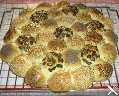 Brötchensonne mit ca. 50 Brötchen