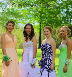 Took my first prom pictures =)