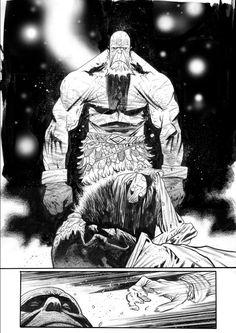Rumble 5 inks pg13 by JHarren on DeviantArt