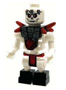 Lego Ninjago Frakjaw Minifigure by Lego. $11.45