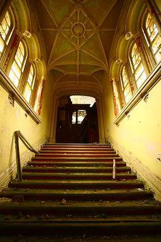Lennox Castle Hospital