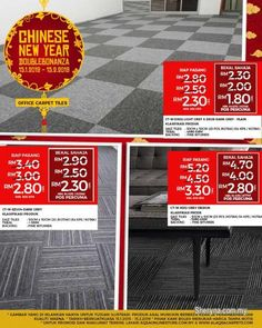 Other for sale, in Klang, Selangor, Malaysia. Dress up your Floor With Carpet Tiles! Carpet Tiles From Alaqsa Carpets is Cheapest. Alaqsa is Rubber Floor Mats, Rubber Flooring, Plastic Lockers, Carpet Sale, Office Carpet, Ad Home, Air Conditioning Services, Carpet Installation