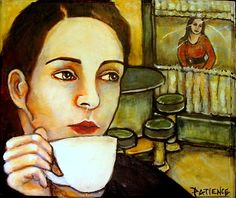 """""""...Tom's Diner...""""    ~The Art of Patience~"""