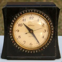 US $30.00 Used in Collectibles, Clocks, Vintage (1930-69)