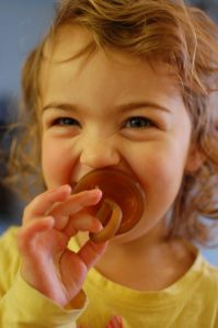 Binky Be Gone! 5 Step Plan for Giving up the Pacifier