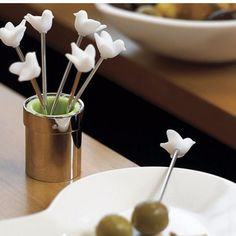 These dove food picks are great for all occasions #wedding #weddingday #couple #love #food #foodie #design #designer #fashion  #decor #decoration #white #cool #instagood #instafashion #instalove #nice #photography #celebration #beautiful #bar #gift #wellness #iloveyou #iloveyou #loveit #style  #romantic  #fun #party