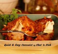 Quick & Easy Cassoulet