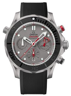 Omega Seamaster Diver 300M Co-Axial Chronograph ETNZ Watch For 2015 America�s Cup