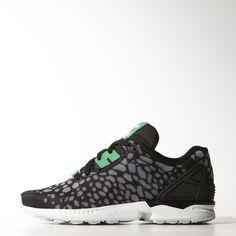 Adidas Originals Zx Flux Ripstop Black Glen