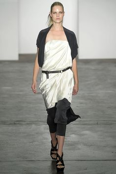 Alexander Wang Spring 2009 Ready-to-Wear Fashion Show - Raquel Zimmermann