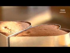 Raczka gotuje - chrust (faworki) oraz tort szwarcwaldzki w kształcie serca - YouTube Ethnic Recipes, Youtube, Bakken, Youtubers, Youtube Movies