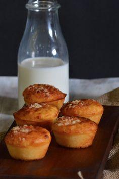 Αλμυρό κέικ με τυρί τσένταρ και παρμεζάνα