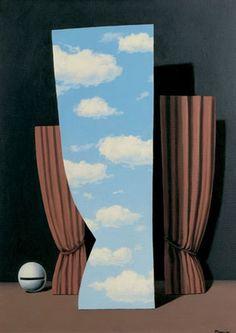 mona lisa rené magritte  René Magritte : More At FOSTERGINGER @ Pinterest