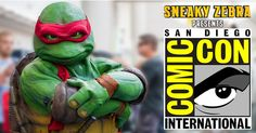San Diego Comic Con - Cosplay Music Video ‏ 2015