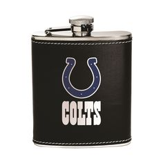 Indianapolis Colts Flask - Stainless Steel