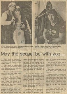 Star Wars Article