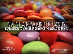Photo Writing Prompts -- this one would be good for around Easter (or maybe…