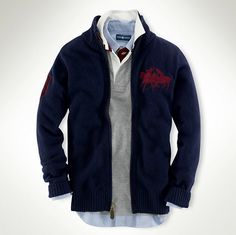Ralph Lauren Kids Sweaters for Boys