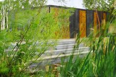 Le parc Querbett au centre de la communauté Kayl-Tétange, dans le sud du Luxembourg. terra.nova