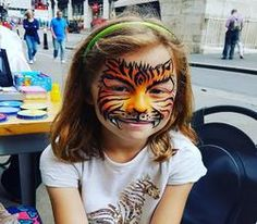 Our brilliant face painter creates a lively atmosphere wherever they go and is available to book for family fun day's in London & the UK.
