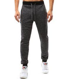 Pánske grafitové teplákové nohavice Sweatpants, Outfits, Fashion, Moda, Suits, Fashion Styles, Fashion Illustrations, Kleding, Outfit