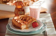 Sue Bee Honey French Toast Casserole