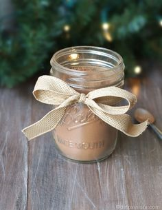 DIY Hot Chocolate In A Jar « Detoxinista