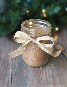 DIY Hot Chocolate In A Jar « Detoxinista