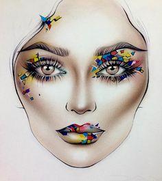 "5,902 Likes, 40 Comments - Sergey X (@milk1422) on Instagram: ""#artist@milk1412  ✨ #mylove #myart #myartistcommunity #myartistcommunityrussia #makeup #makeupart…"""