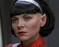 Kim Cattrall as Valeris