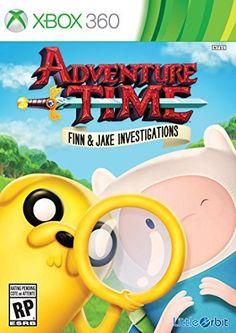 Adventure Time: Finn & Jake Investigations for Wii U - Nintendo Game Details Adventure Time Finn, Adventure Time Characters, Adventure Games, Finn Jake, Nintendo Wii U Games, Video Games Xbox, Xbox Games, Super Nintendo, Xbox One
