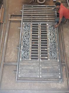 House Main Door Design, Gate Wall Design, Grill Gate Design, Main Entrance Door Design, Balcony Grill Design, Steel Gate Design, Front Gate Design, Window Grill Design, Sliding Door Design