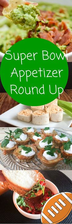 Super Bowl Appetizers are the best thing about the big game. Whether you are having a big party or just a few friends, these appetizer recipes will delight. From spicy Buffalo chicken to creamy guacamole these football party food recipes fit the bill
