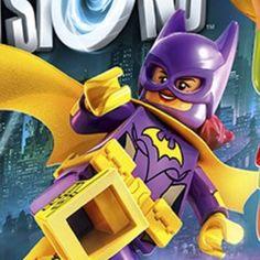 Lego Batgirl!