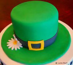 Leprechaun Hat! by The Baking Sheet (2/23/2012)  http://cakesdecor.com/cakes/7873