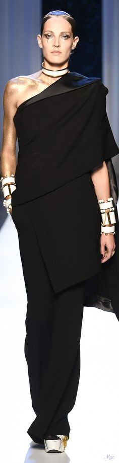 Fall 2017 Haute Couture Jean Paul Gaultier