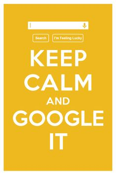 YAY!  Google everything!