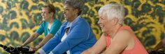 """What is """"active aging""""? One of our wellness directors shares how to continue living an active, healthy life as you grow older. Senior Living, Retirement, Healthy Life, Editorial, Wellness, Exercise, Couple Photos, American, Healthy Living"""