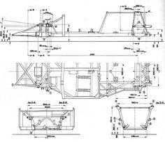 Trophy Kart Frame Blueprints