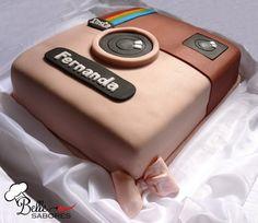 Bolo Instagram Instagram Cake
