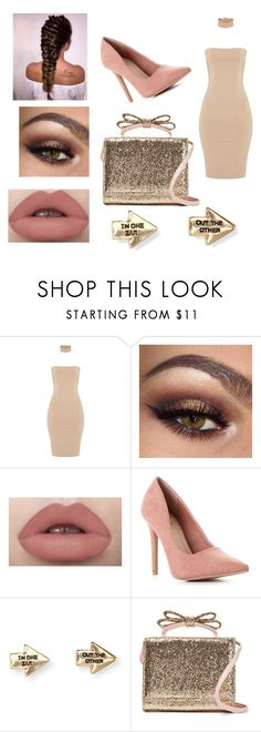 """""""Choker dress"""" by xjasidae13x ❤ liked on Polyvore featuring Aéropostale and RED Valentino"""
