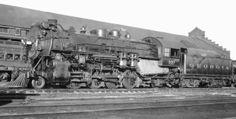Central of Georgia locomotive #300