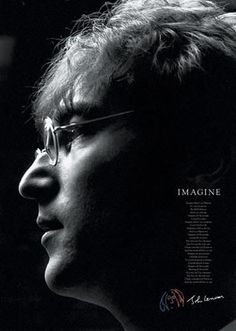 John Lennon: Imagine Art Print