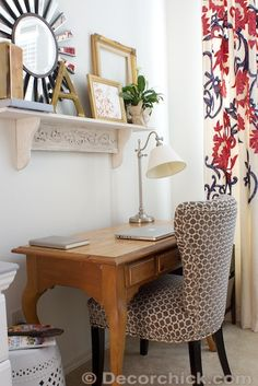 Office | In the Bedroom - Decorchick!