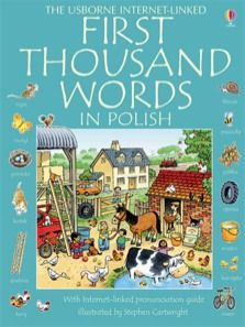 First thousand words in Polish: hear the pronunciation for all 1000 words online for free